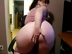 Nice big ass playing
