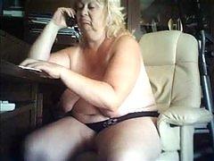 Hungaria BBW on Webcam