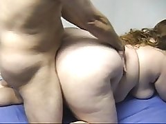 BBW Heather gets a nice sex session