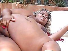 Big Beautiful Ass Gets Rammed