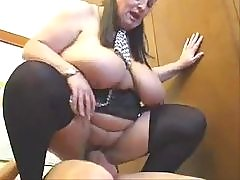 Busty Mature British Policewoman