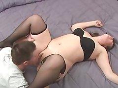 Sexy Bbw with Boyfriend